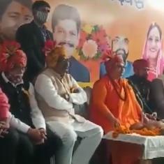 'Shudras do not like being called Shudras. Why? Because they don't understand': MP Pragya Thakur