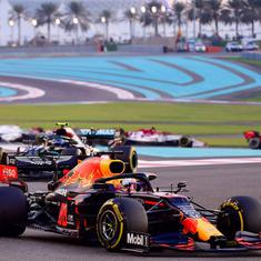 Formula One: Max Verstappen wins season-ending Abu Dhabi GP from pole, Valtteri Bottas comes second