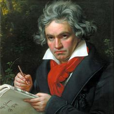 On his 250th birth anniversary, remembering Beethoven the astute businessman