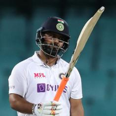 Aus vs Ind, first Test: Gavaskar's picks Pant over Saha as keeper, Gill over Shaw as opener