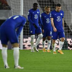 Premier League: Chelsea blow lead to lose against Wolves, Frank Lampard complains of complacency