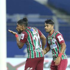 ISL: Roy Krishna's late penalty sinks FC Goa as ATK Mohun Bagan return to winning ways