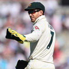 Sydney Test: Australia captain Tim Paine fined for showing dissent at an umpire's decision