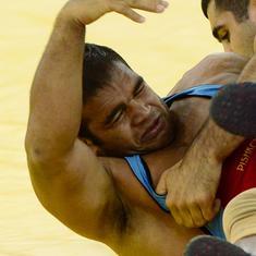 Wrestling: Narsingh Yadav's return ends prematurely at Individual World Cup, Ravi Dahiya loses