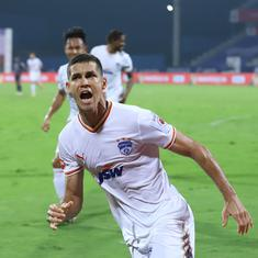 ISL: Bengaluru FC go third after Cleiton Silva's goal helps see off resolute Odisha FC