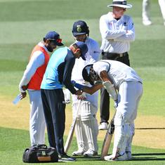 Australia vs India: Shami undergoes scans, series under cloud after wrist injury in Adelaide Test