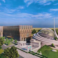 Design for Ayodhya mosque, hospital unveiled