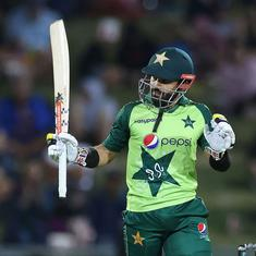 Third T20I: Mohammad Rizwan stars as Pakistan avoid clean sweep with four-wicket win over NZ