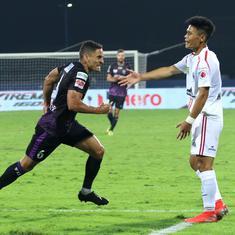 ISL: Odisha FC pick up their second point as Cole Alexander's superb strike denies NorthEast United