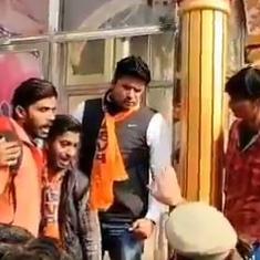 UP: ABVP members allegedly threaten to break Jain idol inside Baghpat college
