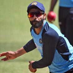 Jadeja ruled out of first two Tests against England, might bat with an injection in Sydney: Report