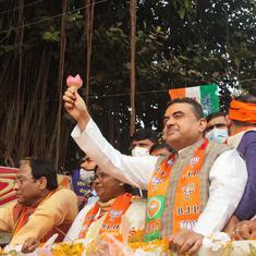 West Bengal: 'BJP will win more than 200 seats, TMC will come second,' says Suvendu Adhikari