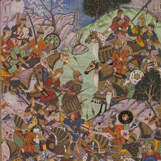 Three times when the Mughal military juggernaut ran up against the immutable force of nature