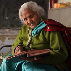 Christmas 2020: Meet Georgina Lazar, the 83-year-old 'taiji' of Delhi's Turkman Gate area