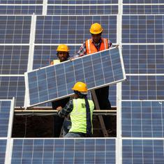 India is planning a 'green city' powered by renewable energy in every state