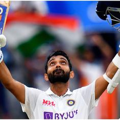 The captain's watch: How Ajinkya Rahane played an innings to remember against a classy bowling unit