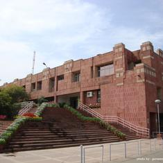 How JNU was conceived of as a small institution of higher learning but turned into a university
