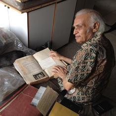 Sunil Kothari (1933-2020): A great dance theoretician who was always full of childlike enthusiasm