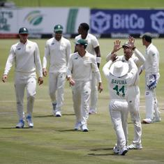 First Test: South Africa thrash injury-marred Sri Lanka by innings and 45 runs