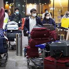 Coronavirus: No institutional quarantine for vaccinated international passengers in Mumbai