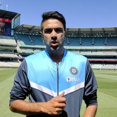 Watch: Ashwin, Jadeja, Pujara react to India's remarkable win at the MCG