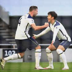 Premier League: Son Heung-min nets 100th Tottenham goal in comfortable win over Leeds United