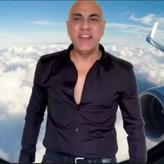 'Ramba Ho': Who else but rapper Baba Sehgal would bid adieu to 2020 with such a song?