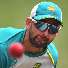 Just need to suck it up: Australia's Nathan Lyon urges players to get on with life in bio-bubble