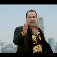 Watch: This well-known music video by singer Rahat Fateh Ali Khan has hit over one billion views