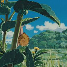 Watch: A looped video of 'relaxing visuals' from Studio Ghibli films