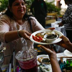 A festival is reminding people that there's more to Lucknow's culinary culture than street food