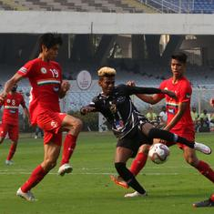 I-League roundup: Mohammedan Sporting, Chennai City FC, Punjab FC start new season with wins