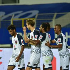 ISL: Matti Steinmann scores as East Bengal condemn Bengaluru FC to fourth straight loss