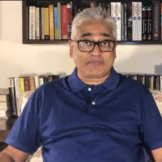 'A prayer for India': Watch Rajdeep Sardesai's version of Rabindranath Tagore's famous poem