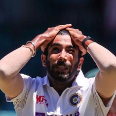 Has any team been so unlucky with injuries? Twitter in disbelief as Jasprit Bumrah strains abdomen