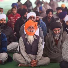 Farmers stir: Haryana CM's event scrapped as protestors ransack venue, police use tear gas in Karnal