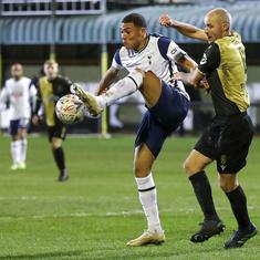 FA Cup: Carlos Vinicius scores hat-trick as Tottenham Hotspur breeze past Marine in third round