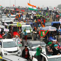 Farmers' tractor rally on Republic Day will cause embarrassment to India, Centre tells Supreme Court