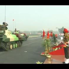 Army Day 2021: Watch celebrations at Delhi's Cariappa Ground honouring the country's army