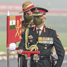 'Don't test India's patience': Army chief says sacrifice of 'Galwan heroes' will not go waste