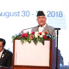 Nepal president dissolves Parliament, announces fresh elections in November