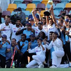 Proud to be a part of this unit: Indian team's reactions to incredible Tests series win in Australia