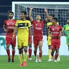 ISL: Odisha's second-half fightback earns them a point against in-form Hyderabad