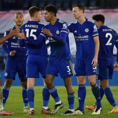 Premier League wrap: Leicester City beat Chelsea to put Lampard under the pump, West Ham win again