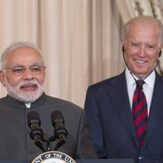 'Committed to working with Joe Biden': PM Narendra Modi congratulates US president