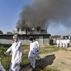 Serum Institute fire: Over Rs 1,000-crore worth damages incurred, says CEO Adar Poonawalla