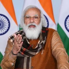 Coronavirus: PM Modi criticises politics over vaccines, says scientists gave go-ahead