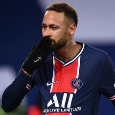 Pleased to continue my adventure at Paris Saint-Germain: Neymar extends PSG contract till 2025