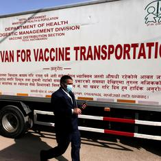 Coronavirus: India reports 14,849 new cases, nearly 16 lakh vaccinated so far