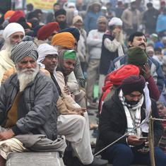 Farm laws: UP administration issues ultimatum to vacate Ghazipur protest site by tonight